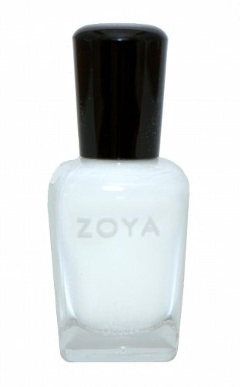 すすり泣き良い調整[Zoya] ZP114 スノーホワイト[並行輸入品][海外直送品]
