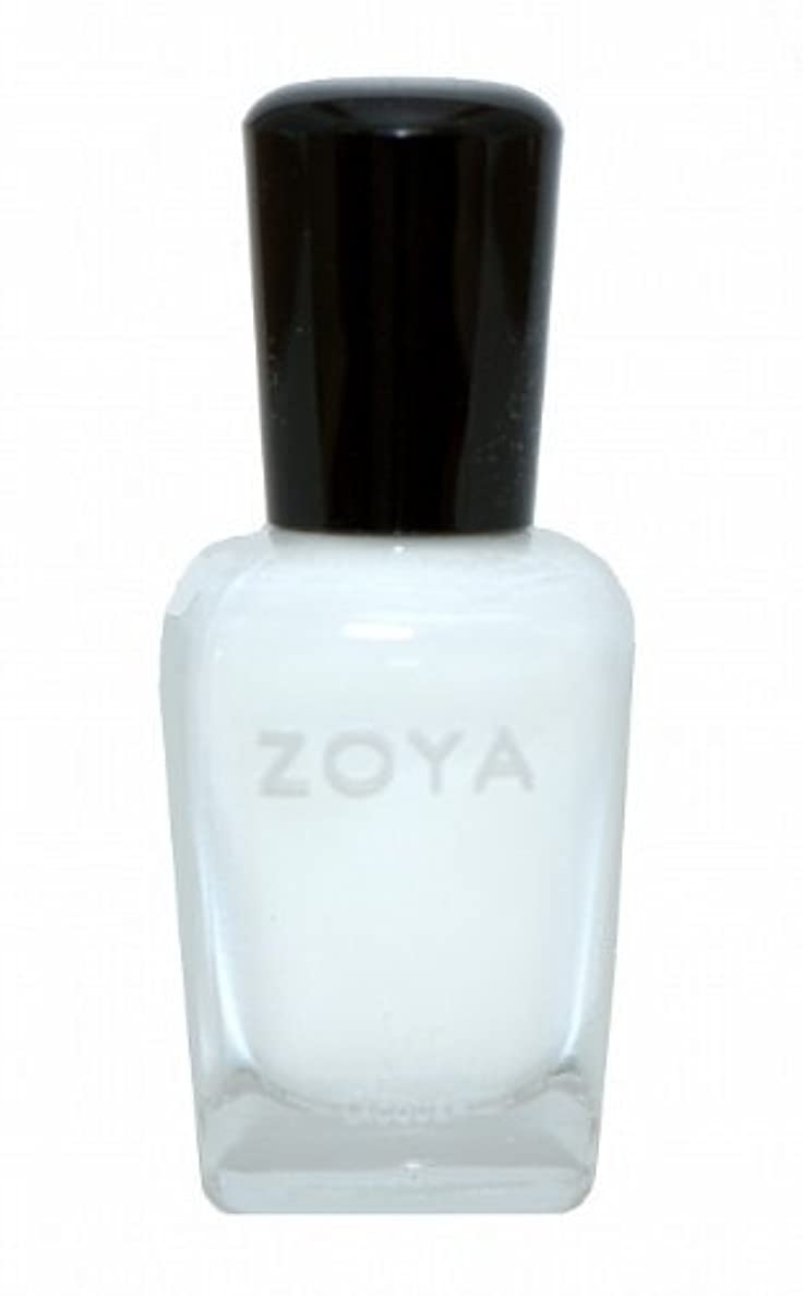製油所宣言財産[Zoya] ZP114 スノーホワイト[並行輸入品][海外直送品]
