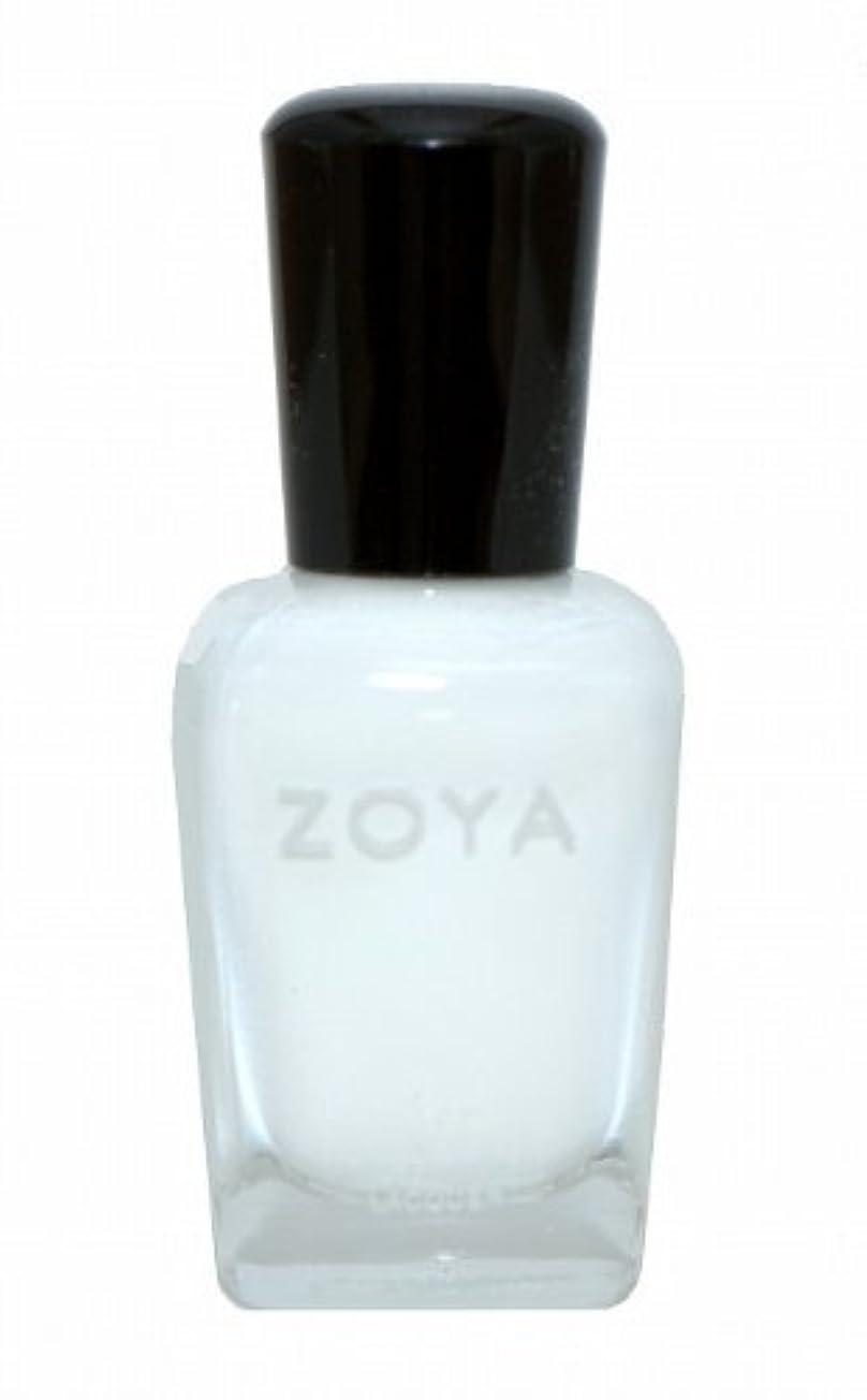 どんよりした炭水化物予知[Zoya] ZP114 スノーホワイト[並行輸入品][海外直送品]