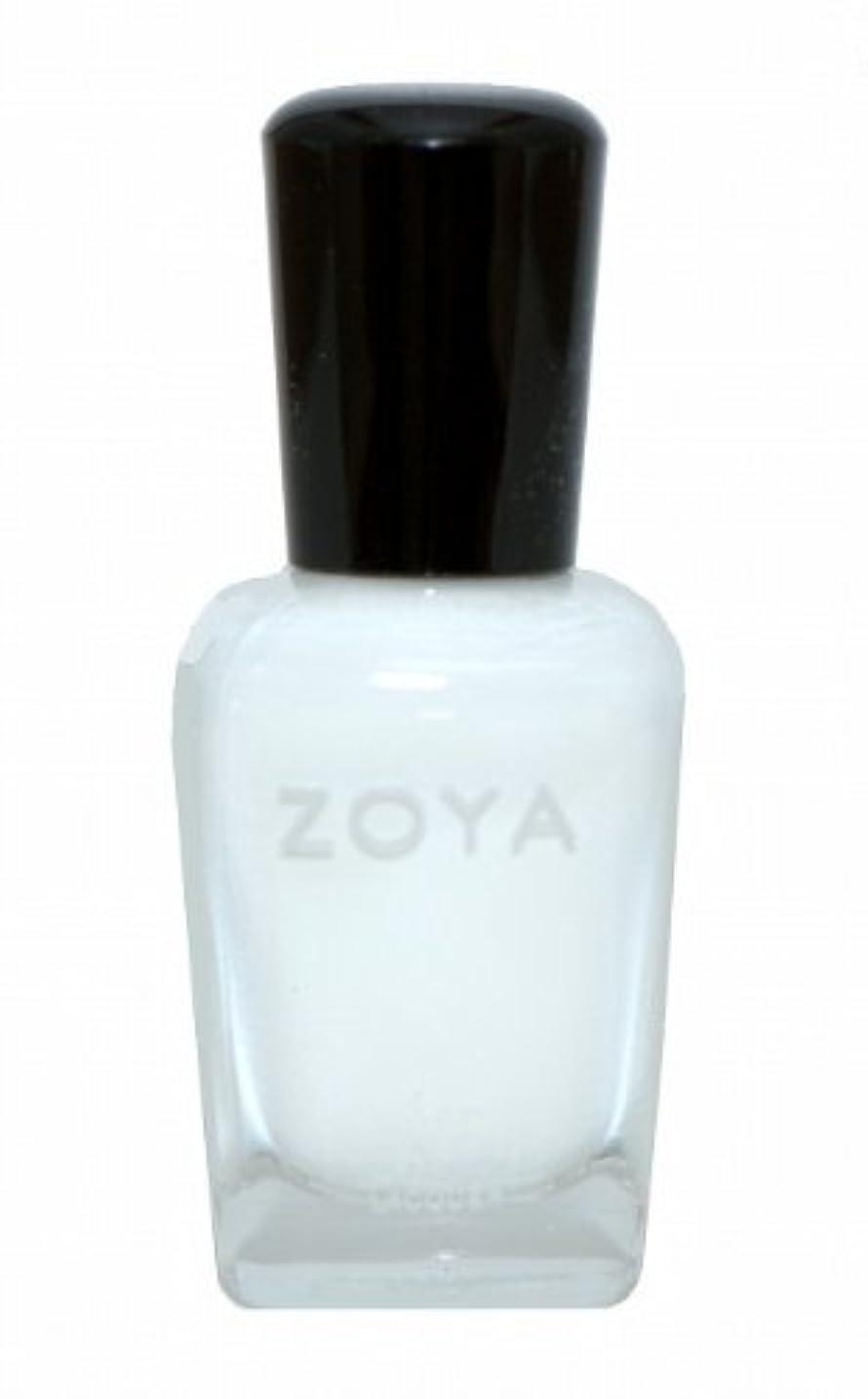 カビ工業化する彼らは[Zoya] ZP114 スノーホワイト[並行輸入品][海外直送品]