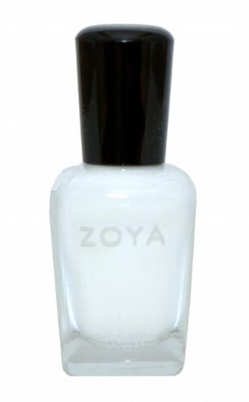 意味する同意するフェンス[Zoya] ZP114 スノーホワイト[並行輸入品][海外直送品]