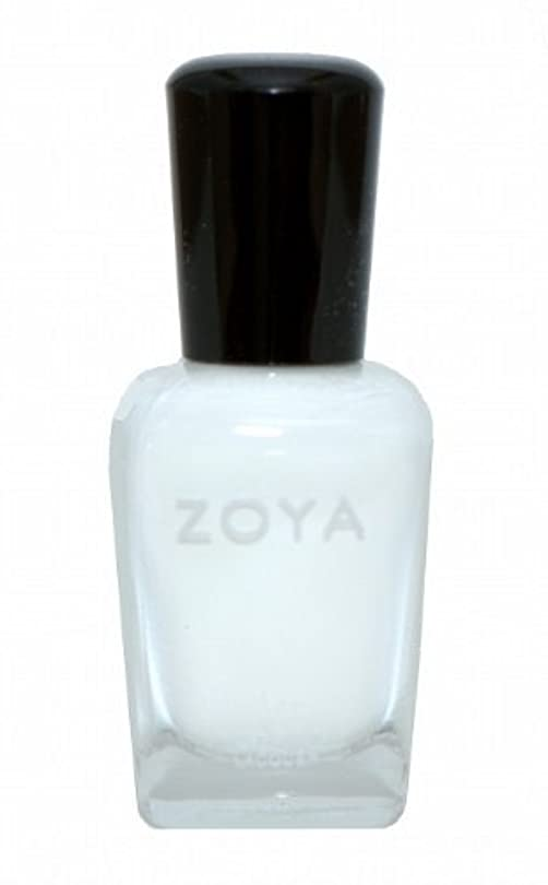 実際にポット変更可能[Zoya] ZP114 スノーホワイト[並行輸入品][海外直送品]