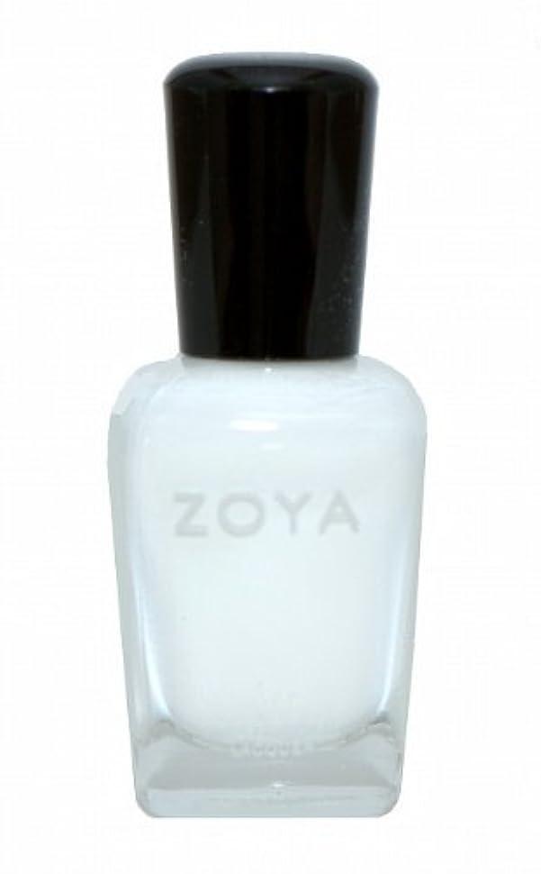 淡いつまらない落胆する[Zoya] ZP114 スノーホワイト[並行輸入品][海外直送品]