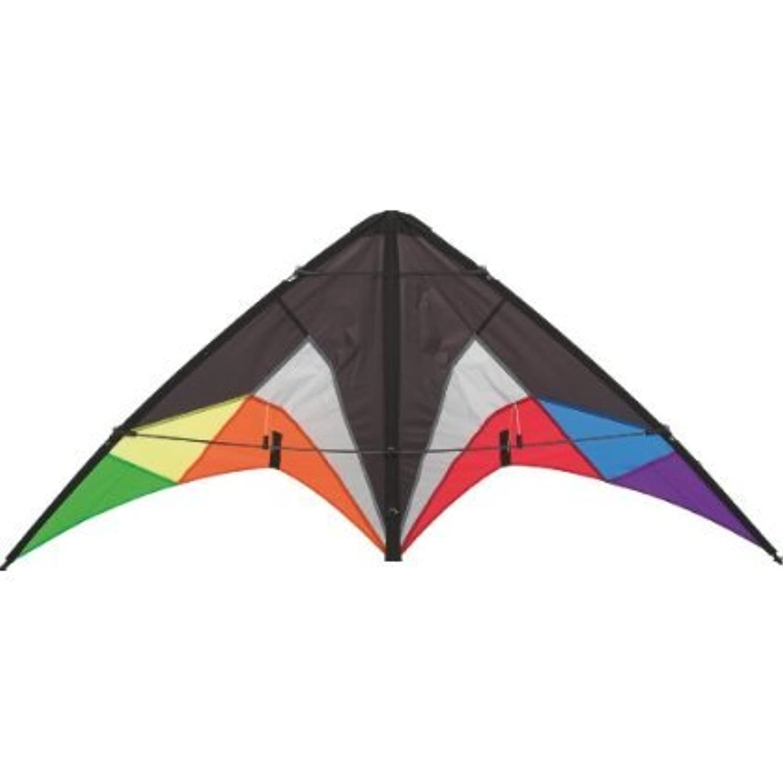 HQ Beach and Fun Sport Kite (Quickstep II Black Rainbow) おもちゃ [並行輸入品]