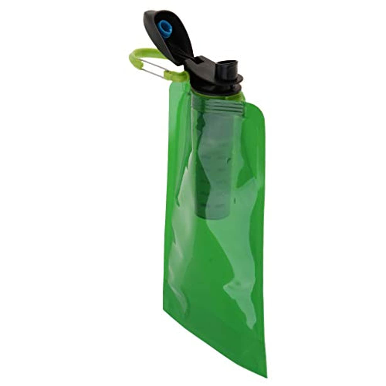 私たちのもの椅子中でBaoblaze キャンプハイキング/バックパッキング用 折りたたみ 水フィルターボトル/食堂/袋 実用的