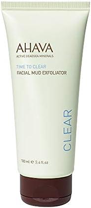 AHAVA Facial Mud Exfoliator, 100ml