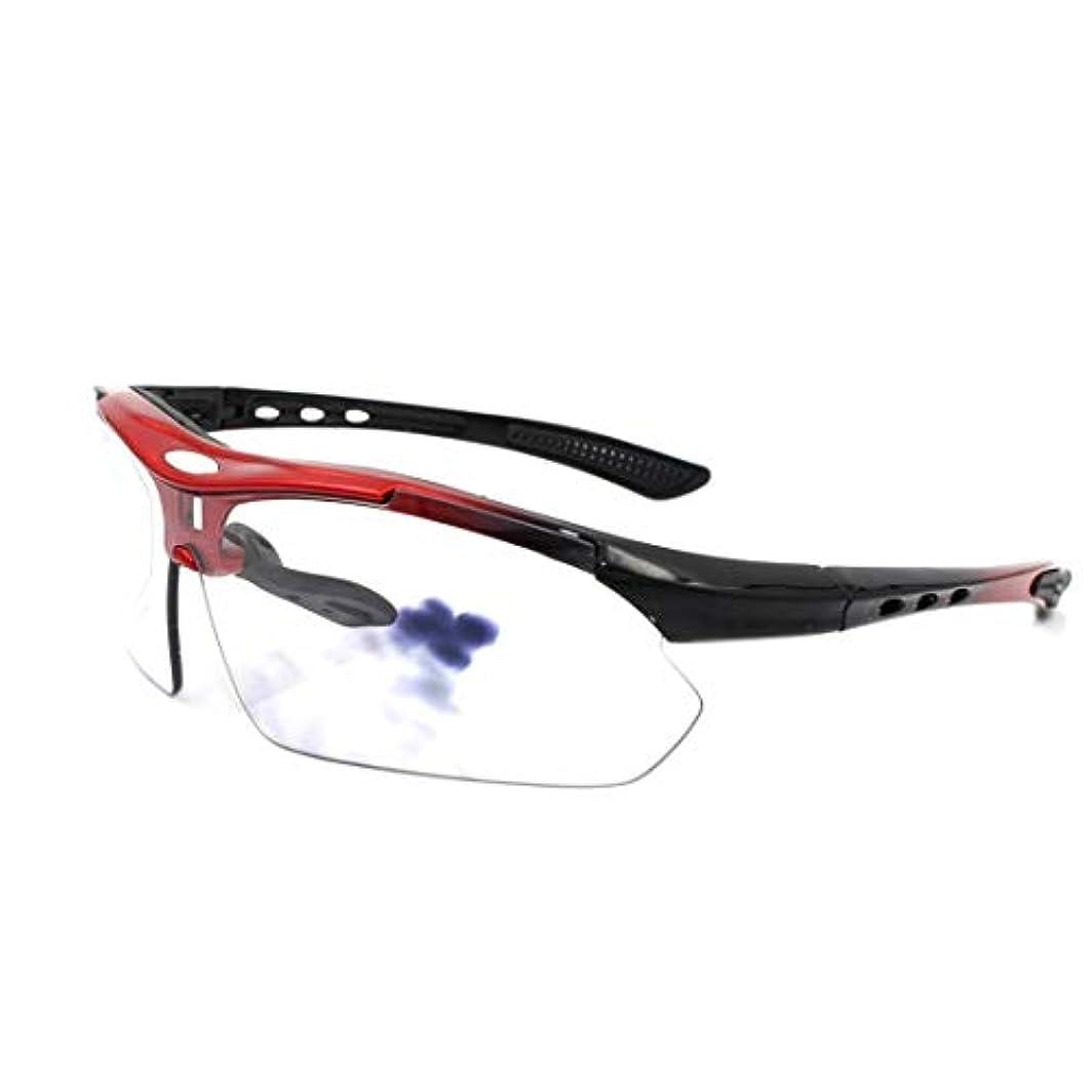 パフ巻き取り切り離すKoloeplf 色が変わるメガネ偏光太陽アウトドアスポーツ女性用男性用サイクリングメガネ (Color : C)