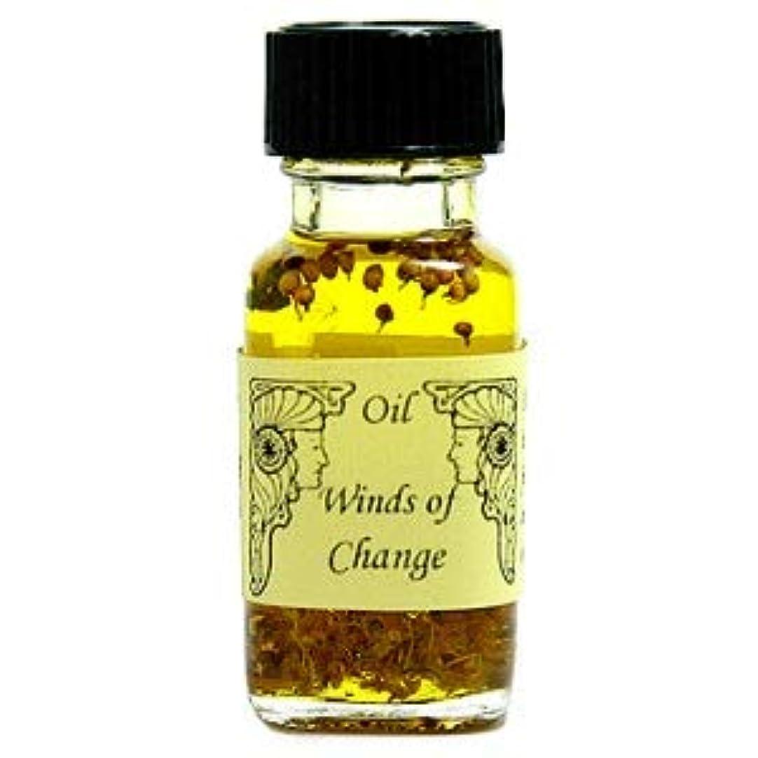 梨安西研磨剤アンシェントメモリーオイル WINDS OF CHANGE