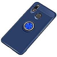 Vivo X21 X21 UD Case, MrStar スマホケース アクセサリー Case for Vivo X21 X21 UD, アクセサリー アクセサリー Bumper Resistance to Shock for Vivo X21 X21 UD (Blue)