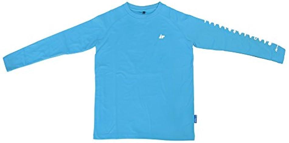 ブリッジバウンドフロンティアArukazik Japan(アルカジックジャパン) Ar.ヒートロングTシャツ ターコイズブルー 3L