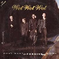 Don't want to forgive me now [Single-CD]