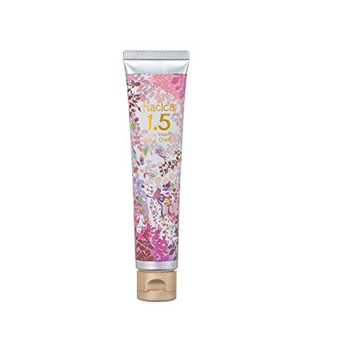 早めるかもしれない政令ハチカ ハニーエッセンス ハンドクリーム 1.5 フルーティハニーの香り 40g
