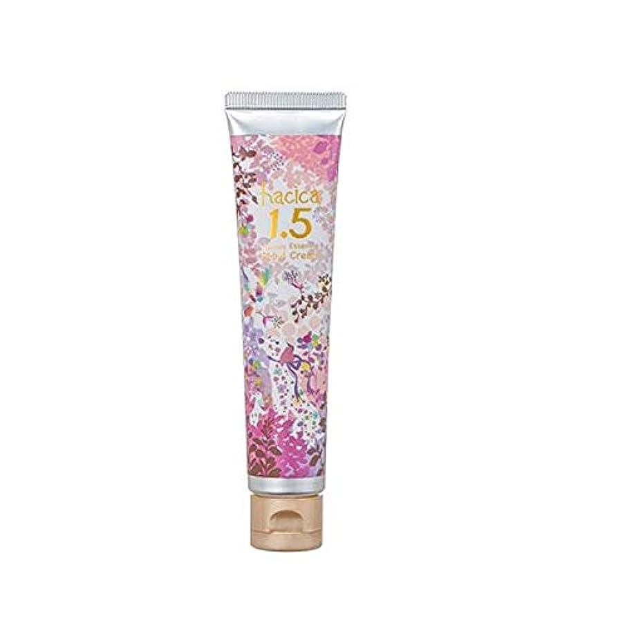 大洪水海港実質的にハチカ ハニーエッセンス ハンドクリーム 1.5 フルーティハニーの香り 40g