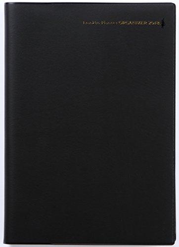 フランクリン・プランナー・オーガナイザー1日1ページ 2018 4月 64081 A5 PVC ブラック