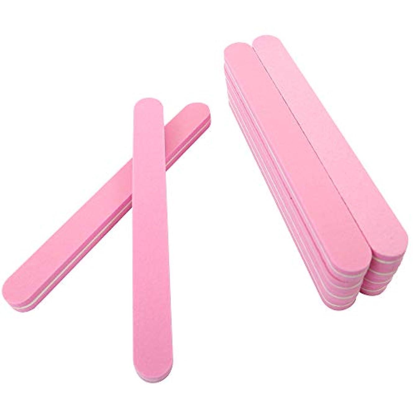 伝染性賢いゴルフSIEG つめピカ 爪やすり 爪先美人をめざす2ステップ磨きのネイルシャイナー 10本セット