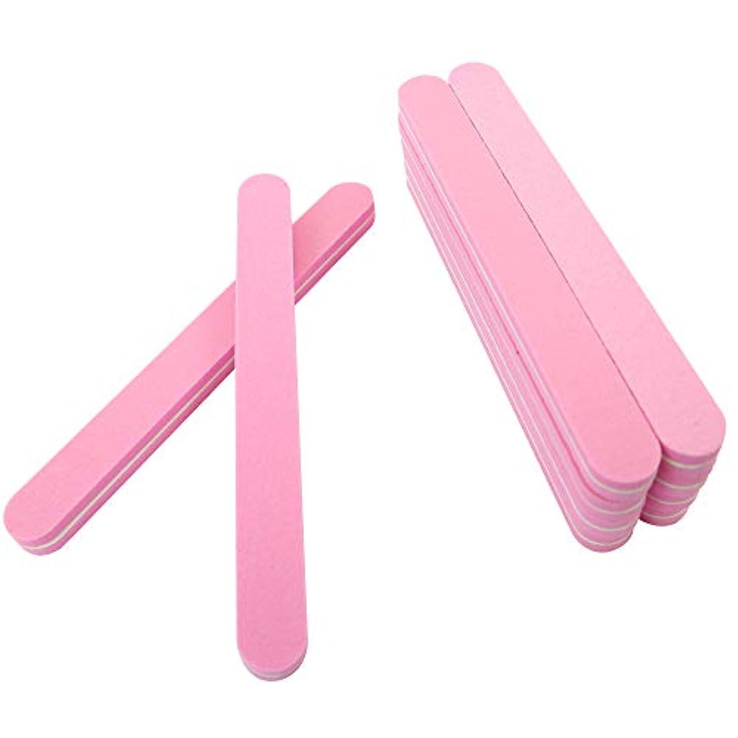 徹底アイスクリーム有益なSIEG つめピカ 爪やすり 爪先美人をめざす2ステップ磨きのネイルシャイナー 10本セット