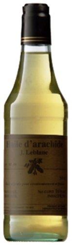ルブラン ピーナッツオイル 500ml 瓶