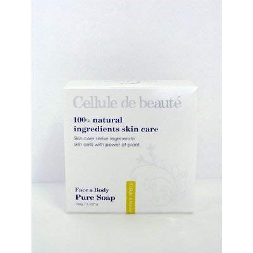 鎮静剤パンサーアンテナSweet Pink 無添加せっけん Pure Soap 100g