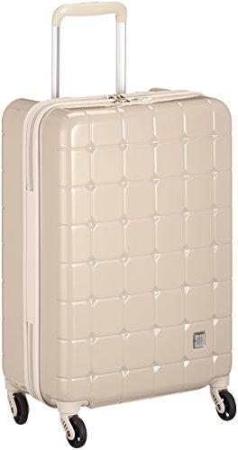 [グリーンワークス] ハードジッパースーツケース シフレ 1年保証付 保証付 38L 49cm 2.1kg GRE2058-49 アイボリー アイボリー