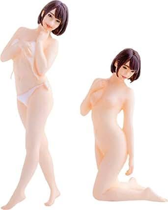 PLAMAX Naked Angel 1/20 戸田真琴 1/20スケール PS製 組み立て式プラスチックモデル