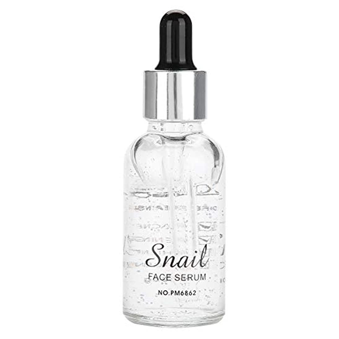 滑りやすい労働瞬時にSemme Snail Solution血清、天然物質保湿エッセンス粗い毛穴を深く潤いと縮め、肌の弾力性を高め、引き締めます。
