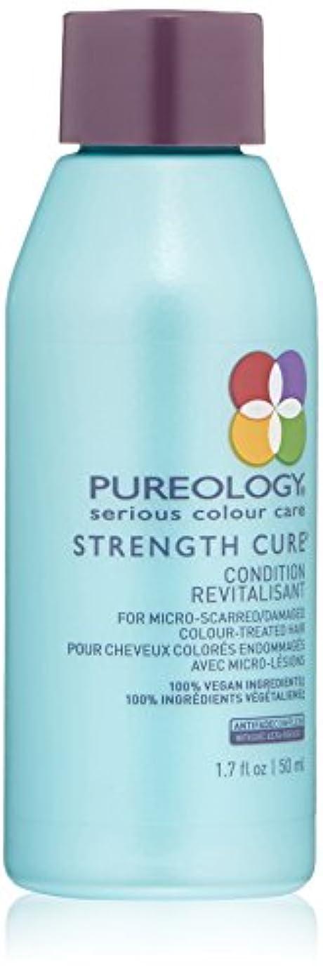 Pureology 強キュアコンディショナー、1.7液量オンス 1.7 fl。オンス 0