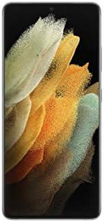 SAMSUNG SM-G998BZSHXSP Galaxy S21 Ultra 5G 512GB Phantom Silver