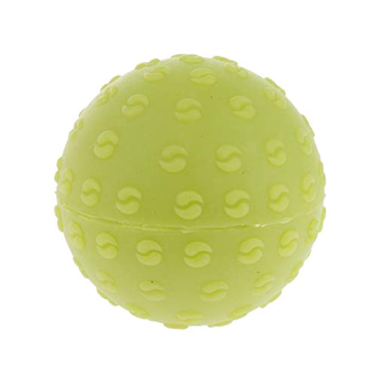 いたずら更新する読みやすいD DOLITY マッサージボール 指圧ボール シリコーン トリガーポイント 足底筋膜炎 ヨガ 快適 全6色 - 緑, 説明のとおり