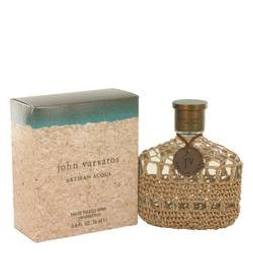 切断する政権聴くJohn Varvatos Artisan Acqua Eau De Toilette Spray By John Varvatos