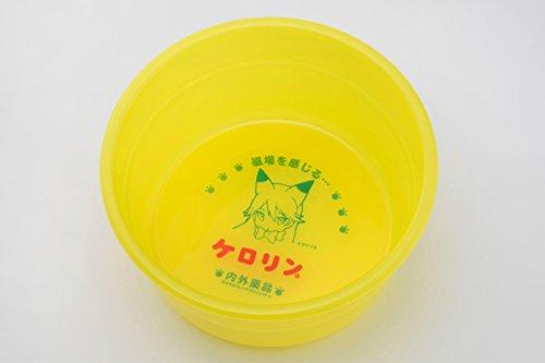けものフレンズ ケロリン桶 コラボ桶 KADOKAWA AnimeJapan ギンギツネ キタキツネ 2個セット