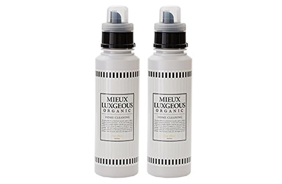 摂氏病的素人ミューラグジャス ホームクリーニングR (柔軟剤入り洗剤)2本