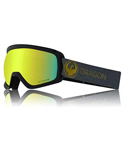 ドラゴン スキー スノーボードゴーグル 眼鏡対応 ディースリー エコーゴールド D3 ECHO GOLD LUMA J GOL