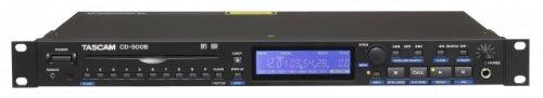 TASCAM CDプレーヤー 業務用1U CD-500B