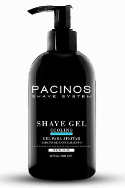 政権文字通り修士号PACINOS Shave Gel 8oz