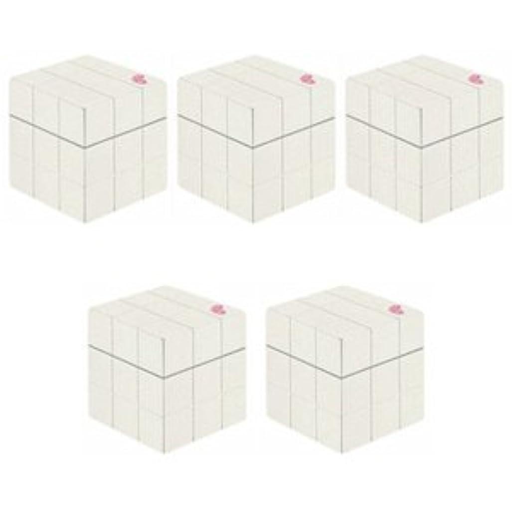 ピル仕事バイパス【X5個セット】 アリミノ ピース プロデザインシリーズ グロスワックス ホワイト 80g