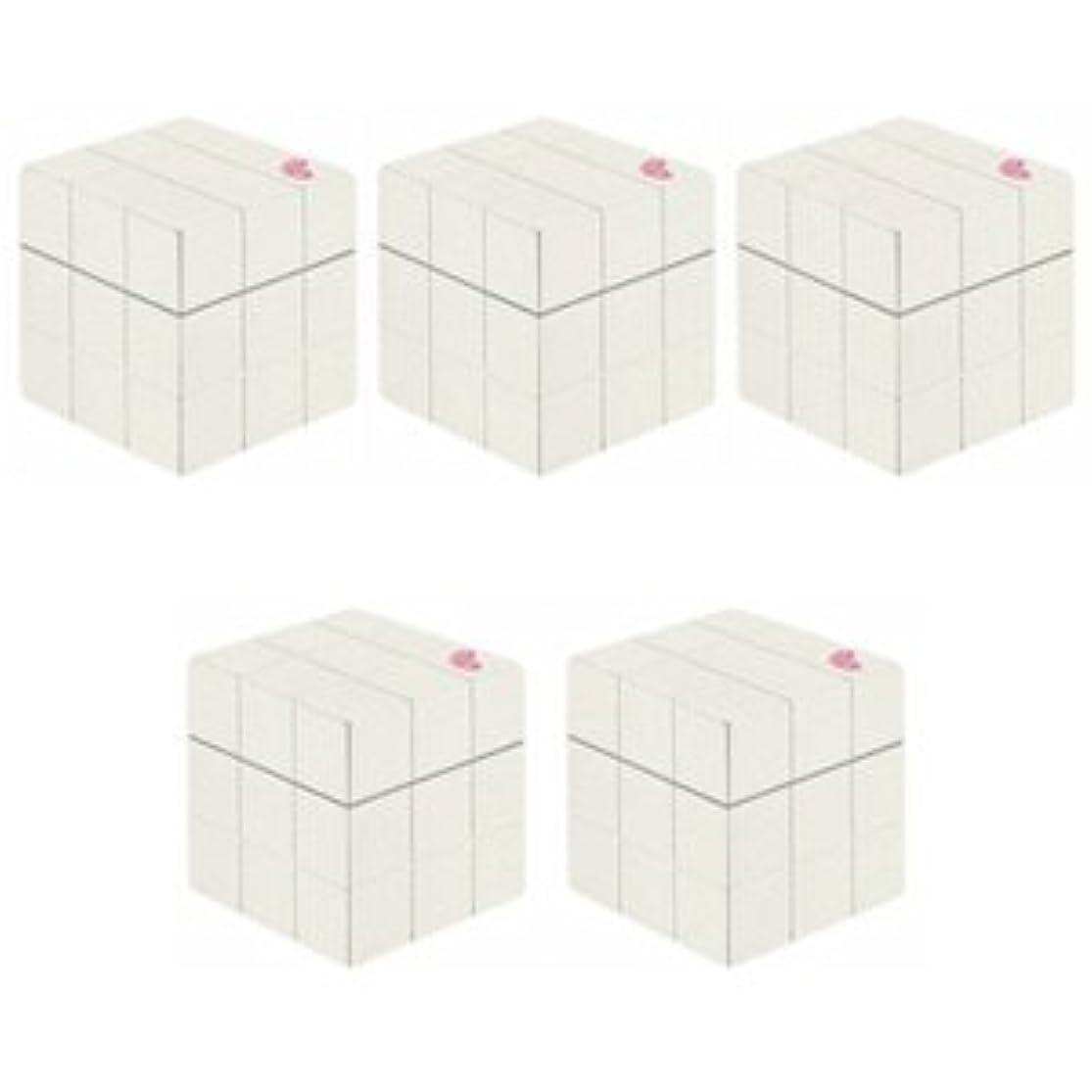 膨張するスケッチスパン【X5個セット】 アリミノ ピース プロデザインシリーズ グロスワックス ホワイト 80g