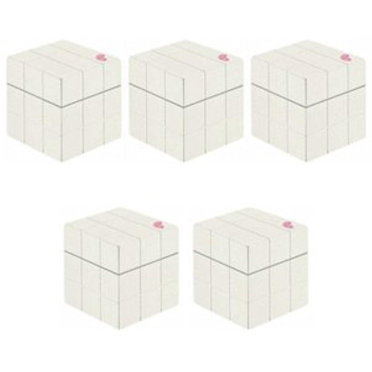 物足りない変動する離れた【X5個セット】 アリミノ ピース プロデザインシリーズ グロスワックス ホワイト 80g
