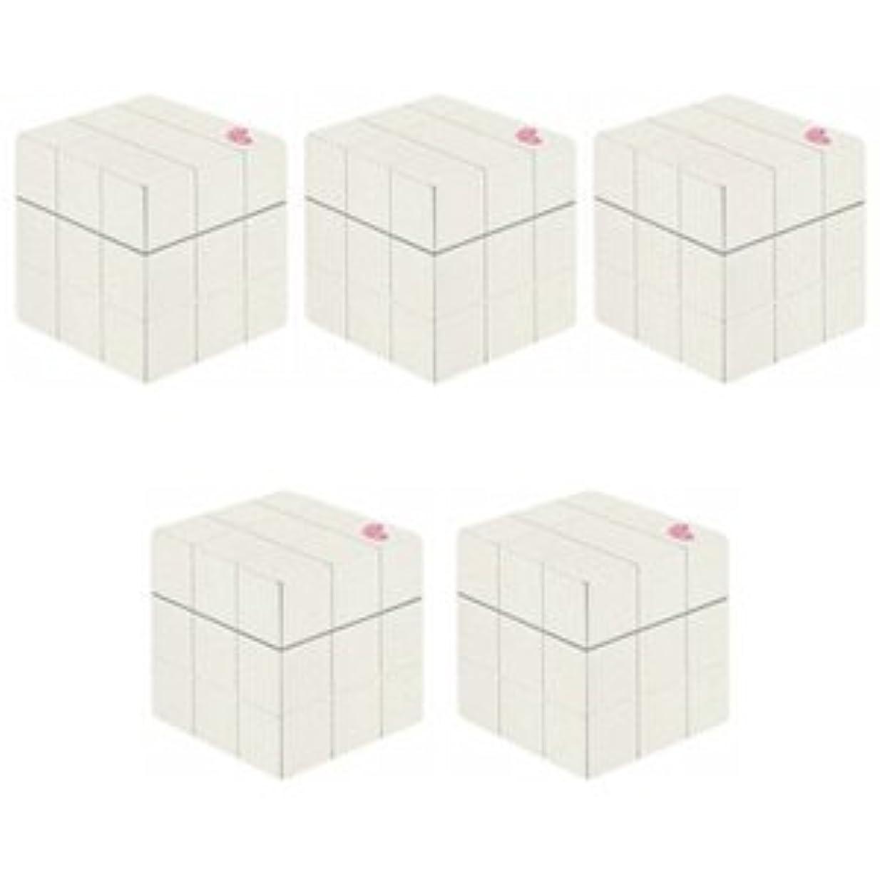 錆びクレデンシャル純度【X5個セット】 アリミノ ピース プロデザインシリーズ グロスワックス ホワイト 80g