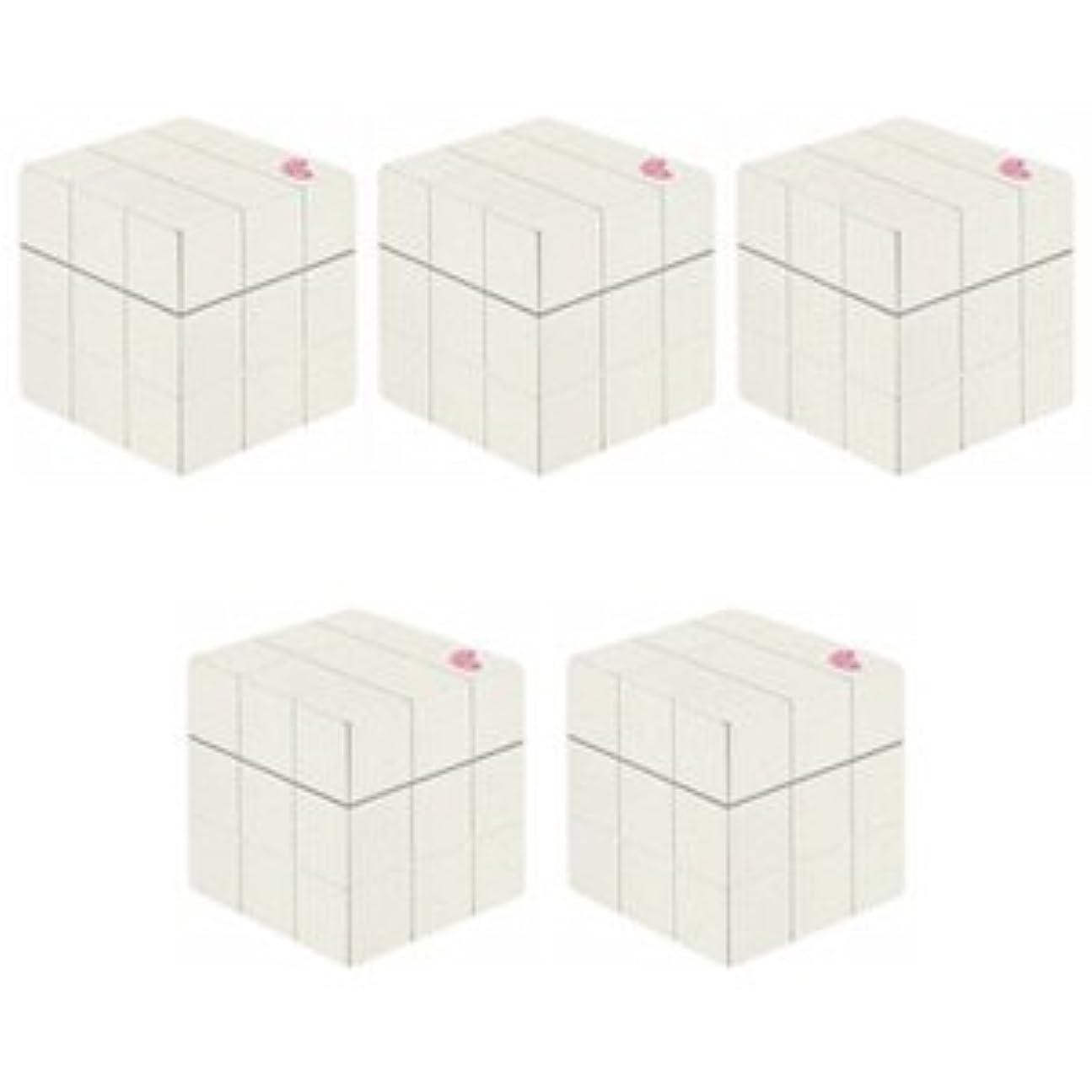 怠けた穏やかなキラウエア山【X5個セット】 アリミノ ピース プロデザインシリーズ グロスワックス ホワイト 80g