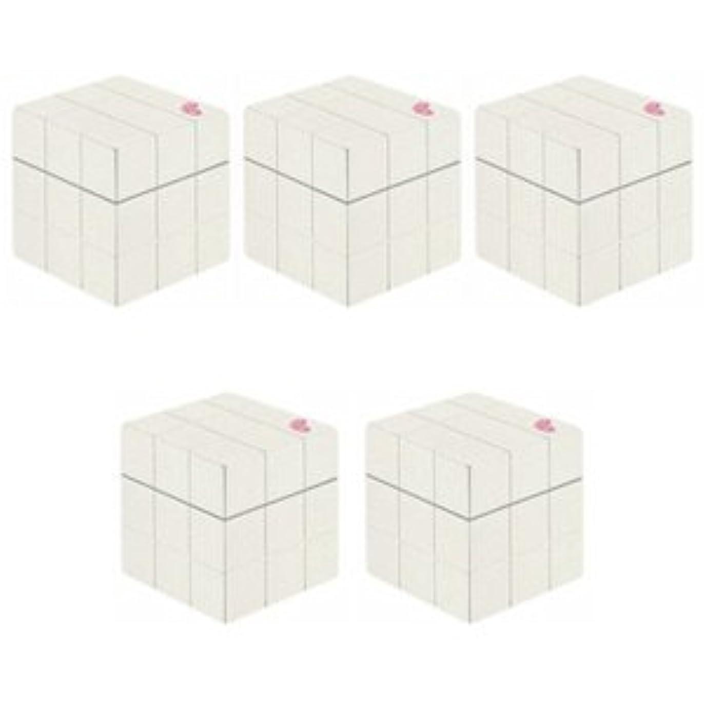 流ワイド伝染性の【X5個セット】 アリミノ ピース プロデザインシリーズ グロスワックス ホワイト 80g