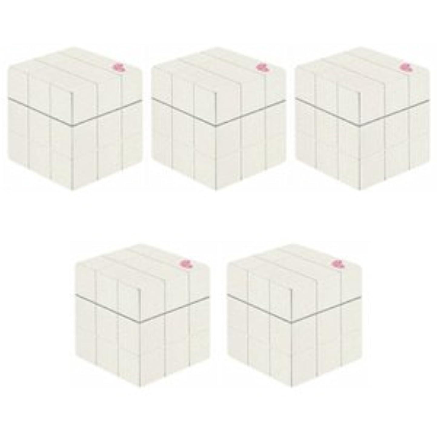 汚染悩み雨【X5個セット】 アリミノ ピース プロデザインシリーズ グロスワックス ホワイト 80g