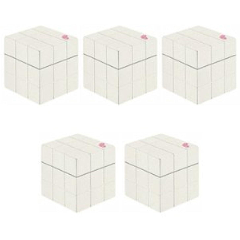 債務者カテナ会議【X5個セット】 アリミノ ピース プロデザインシリーズ グロスワックス ホワイト 80g
