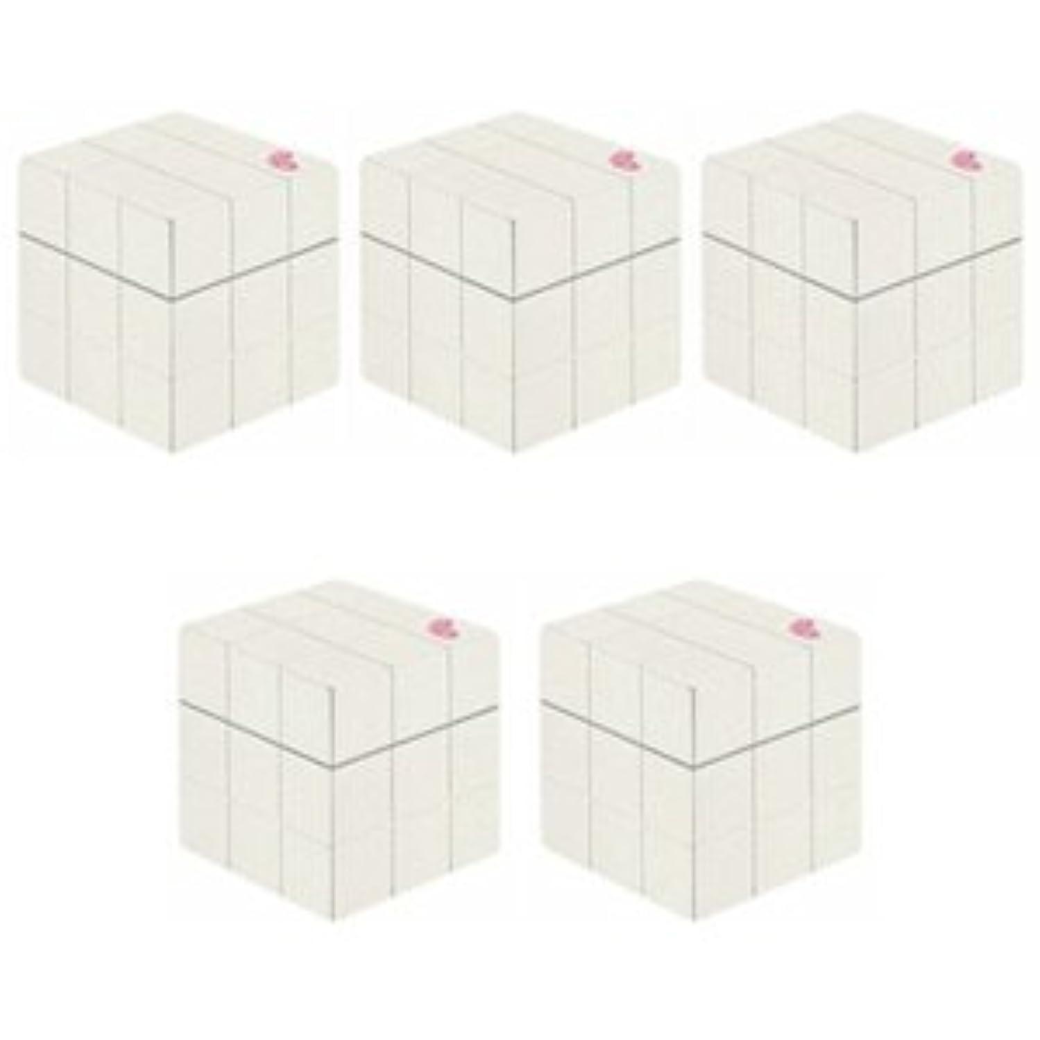 ぼろ旋回必要ない【X5個セット】 アリミノ ピース プロデザインシリーズ グロスワックス ホワイト 80g