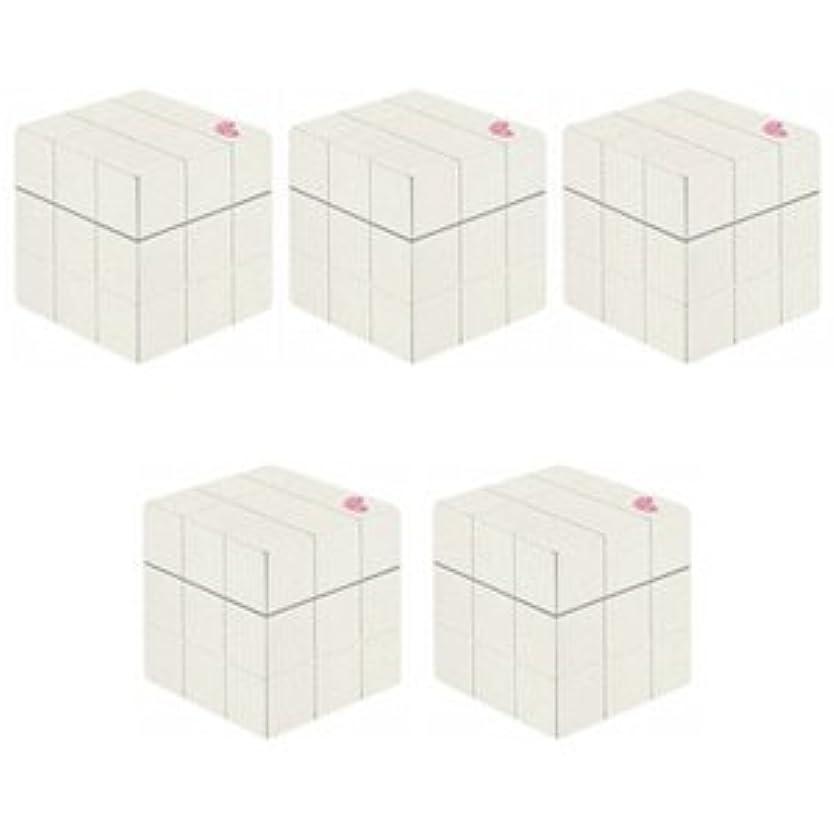 ペーストその他余分な【X5個セット】 アリミノ ピース プロデザインシリーズ グロスワックス ホワイト 80g