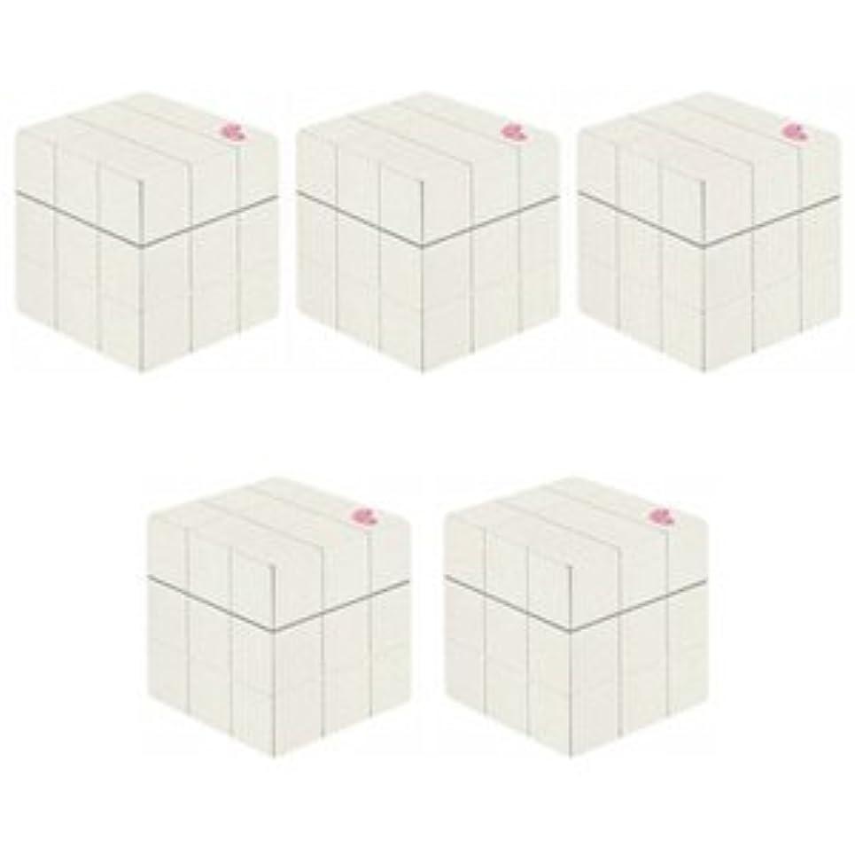 白菜意味する羊【X5個セット】 アリミノ ピース プロデザインシリーズ グロスワックス ホワイト 80g