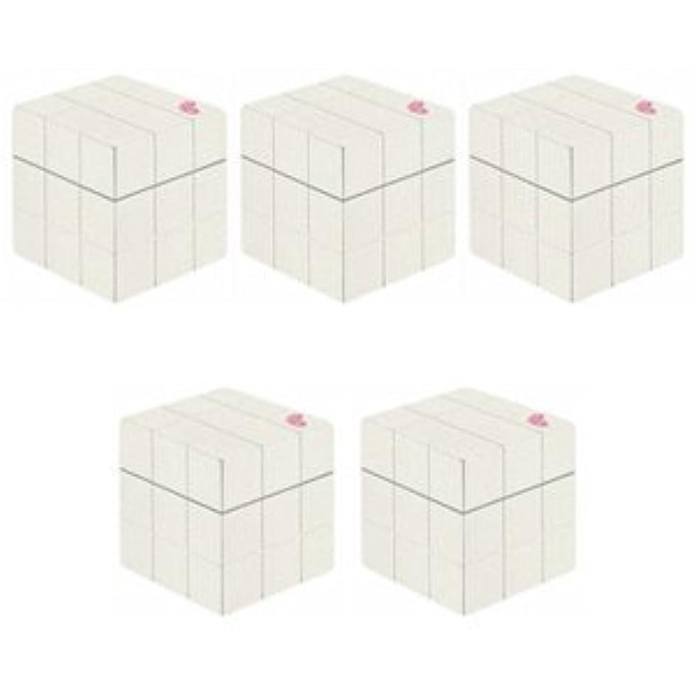 適用済みお世話になった信頼性【X5個セット】 アリミノ ピース プロデザインシリーズ グロスワックス ホワイト 80g
