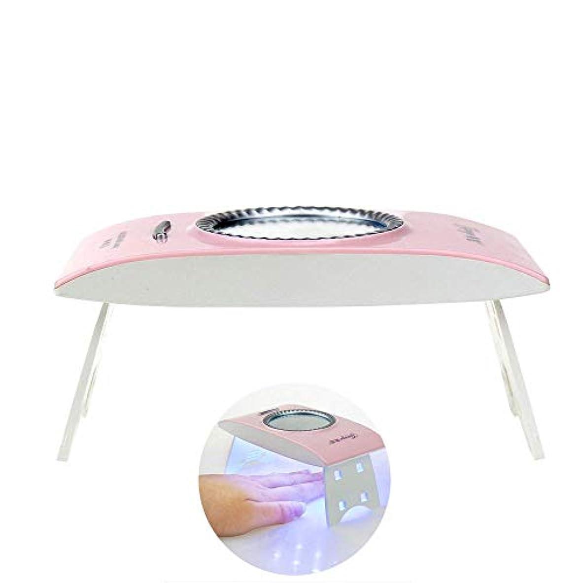 貸すはっきりしない端ネイルとジェルポリッシュランプ用ランプUV UVネイルランプネイル乾燥光線療法機硬化ジェルワニス研磨装置