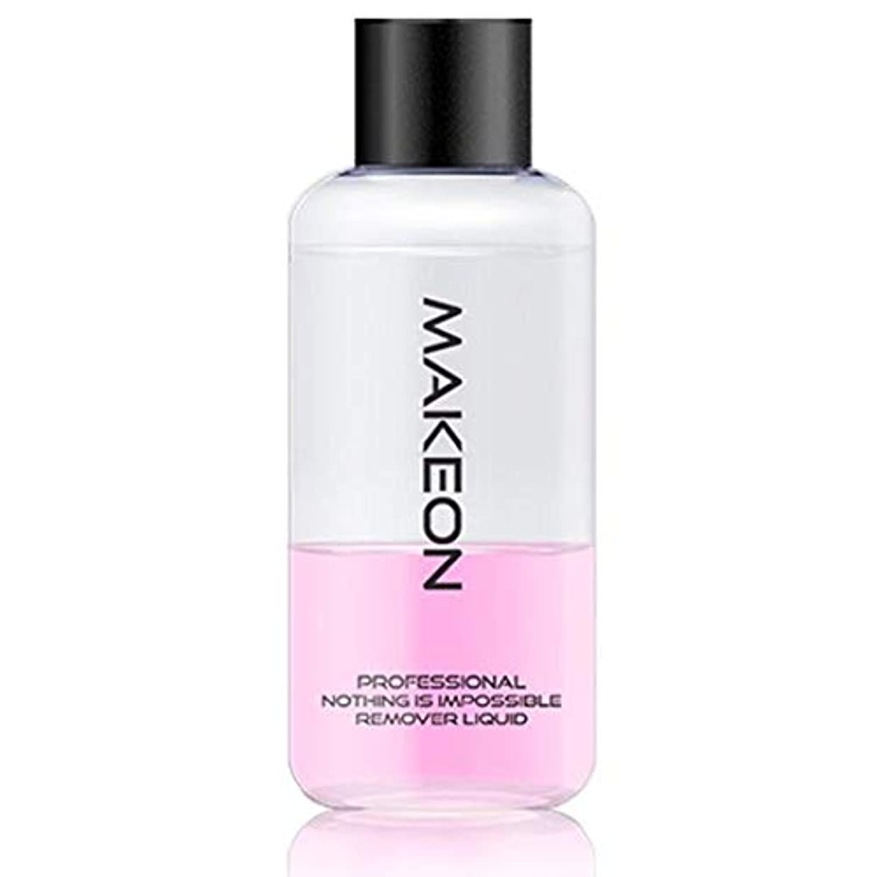 【Tosowoong] [MAKEON]リップ&アイメイクアップリムーバー120ml/メイクアップリムーバー/化粧品