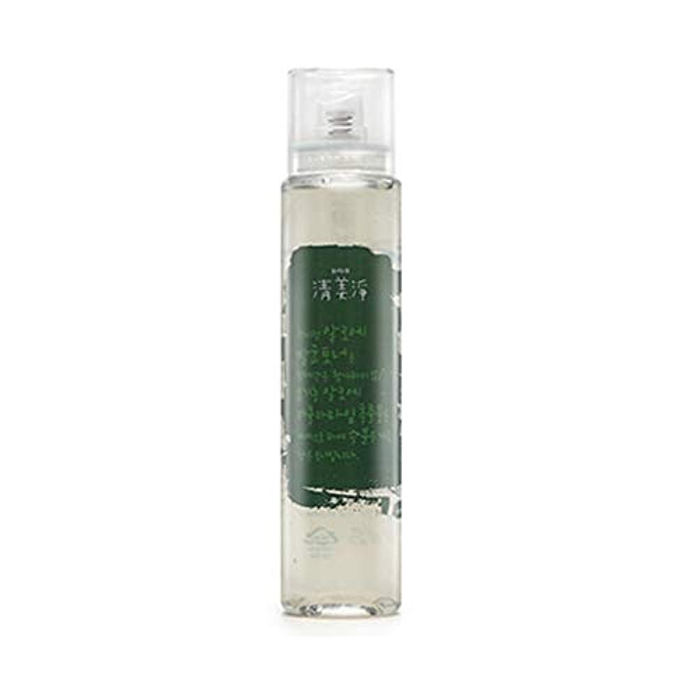 登山家臭い弱める[ChungMiJung] 清美浄(チョンミジョン) アロエ発酵トナー 140ml Aloe Fermentation Toner - 98% Organic Faicial Toner Skin Refresher Korean...