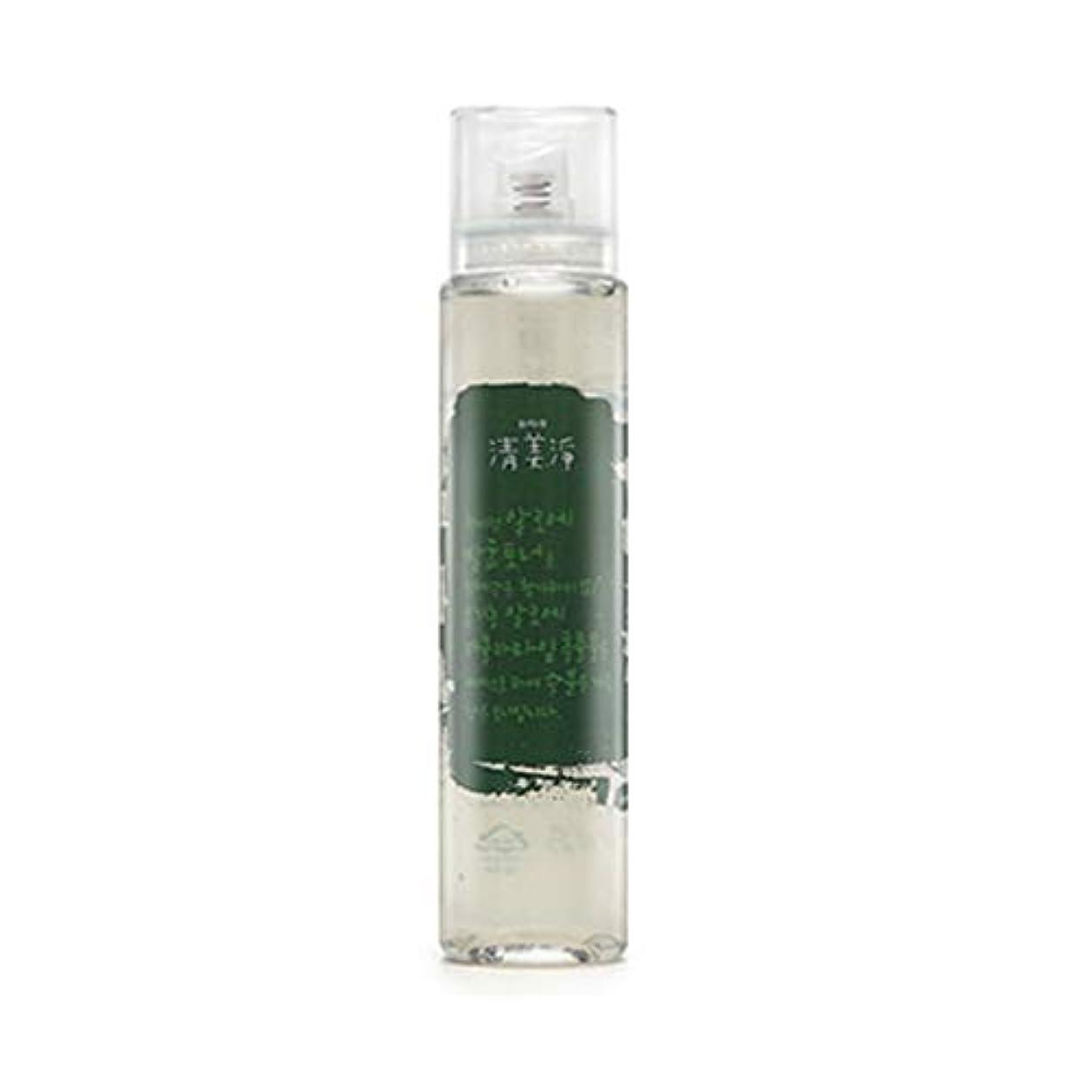 進化する自伝虐待[ChungMiJung] 清美浄(チョンミジョン) アロエ発酵トナー 140ml Aloe Fermentation Toner - 98% Organic Faicial Toner Skin Refresher Korean Skincare